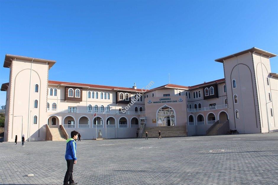 Çanakkale Anadolu İmam Hatip Lisesi