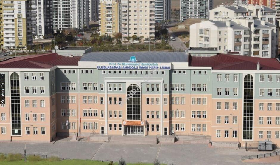 Uluslararası Prof.Dr.Muhammed Hamidullah Anadolu İmam Hatip Lisesi