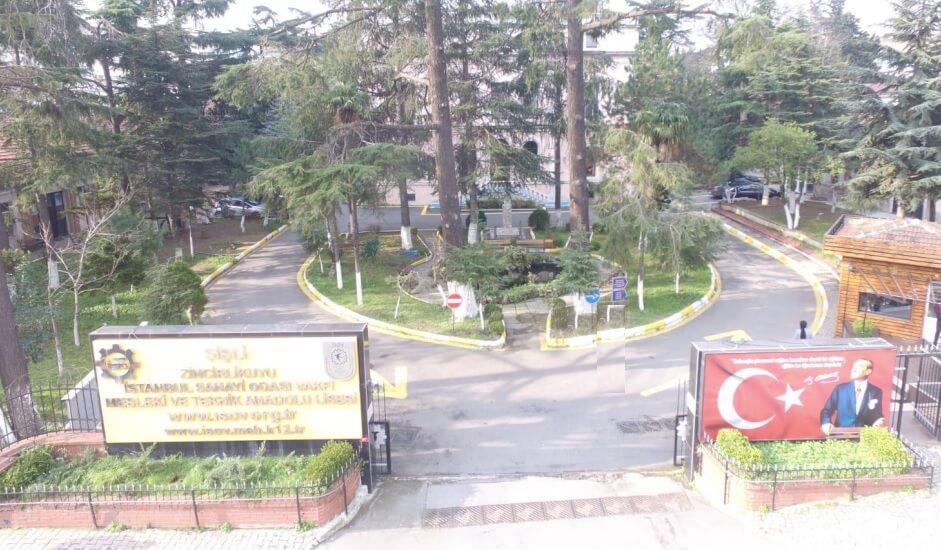 Zincirlikuyu İSOV Mesleki ve Teknik Anadolu Lisesi