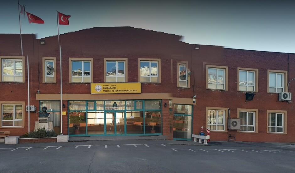 Haydar Akın Mesleki ve Teknik Anadolu Lisesi