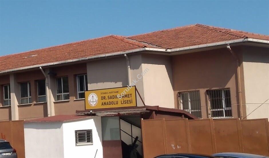 Dr. Sadık Ahmet Anadolu Lisesi