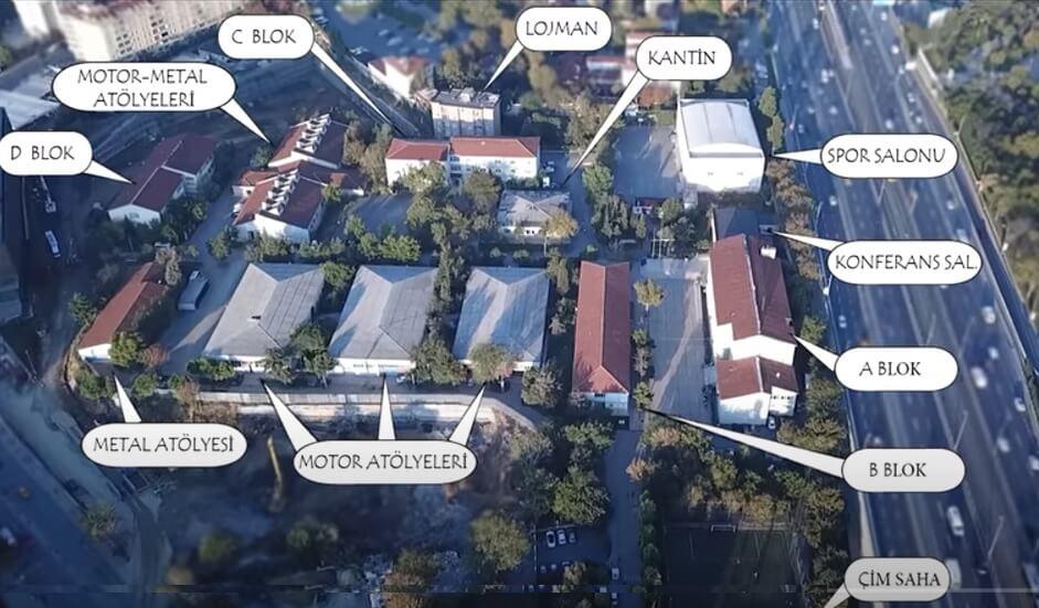 Şişli Mesleki ve Teknik Anadolu Lisesi