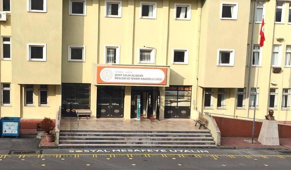 Kartal Şehit Salih Alışkan Mesleki ve Teknik Anadolu Lisesi resmi