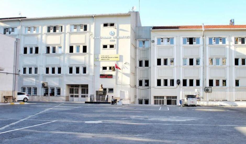 Mahmutbey Mesleki ve Teknik Anadolu Lisesi