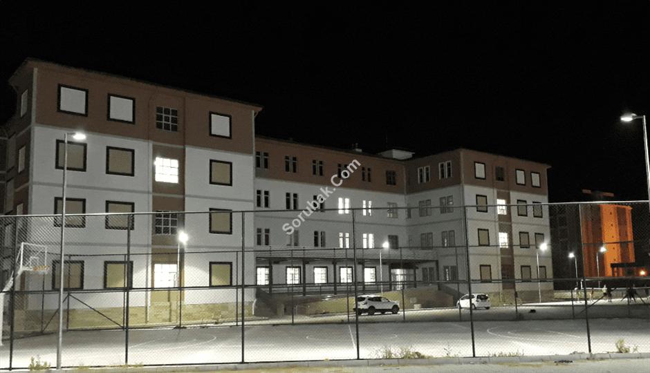 Antalya Türkiye Odalar ve Borsalar Birliği Fen Lisesi