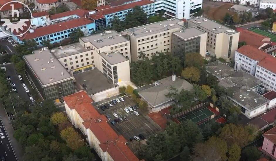 Haydarpaşa Mesleki ve Teknik Anadolu Lisesi