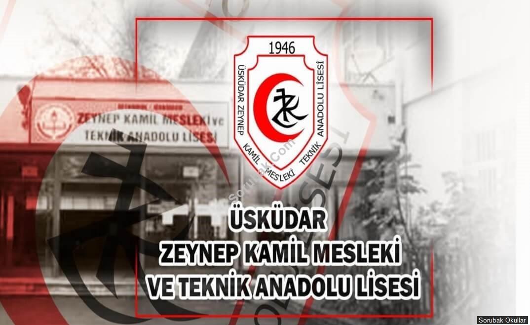 Üsküdar Zeynep Kamil Mesleki ve Teknik Anadolu Lisesi