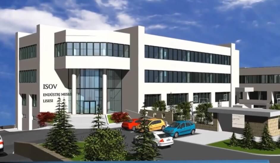 İSOV - Dinçkök Mesleki ve Teknik Anadolu Lisesi