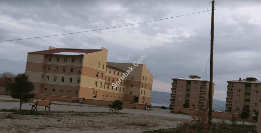 Muradiye Alpaslan Fen Lisesi