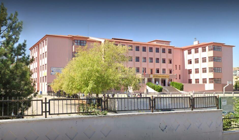 Nefise Andiçen Mesleki ve Teknik Anadolu Lisesi