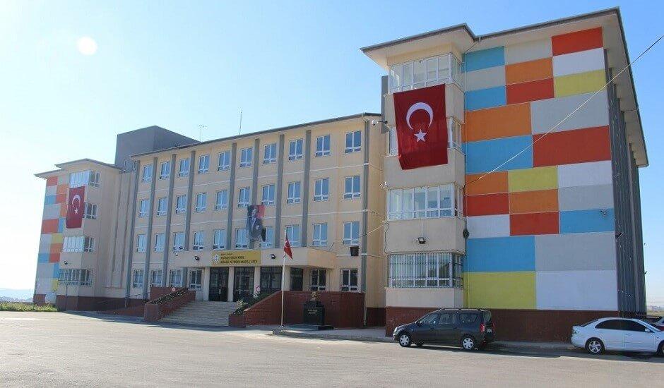 TEV Ezel Gülen Kıray Mesleki ve Teknik Anadolu Lisesi