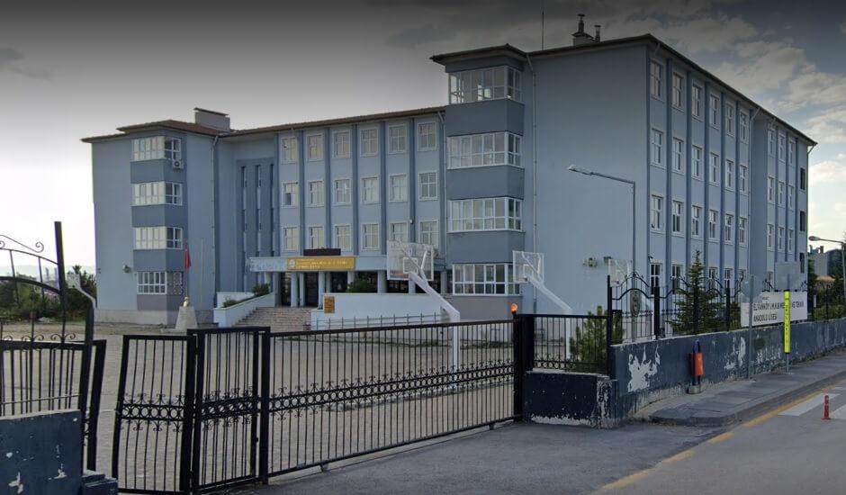 Elvanköy İMKB Mesleki ve Teknik Anadolu Lisesi