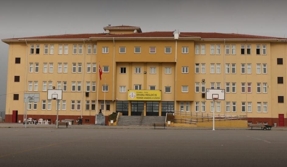 Tuzla Orhanlı Çok Programlı Anadolu Lisesi