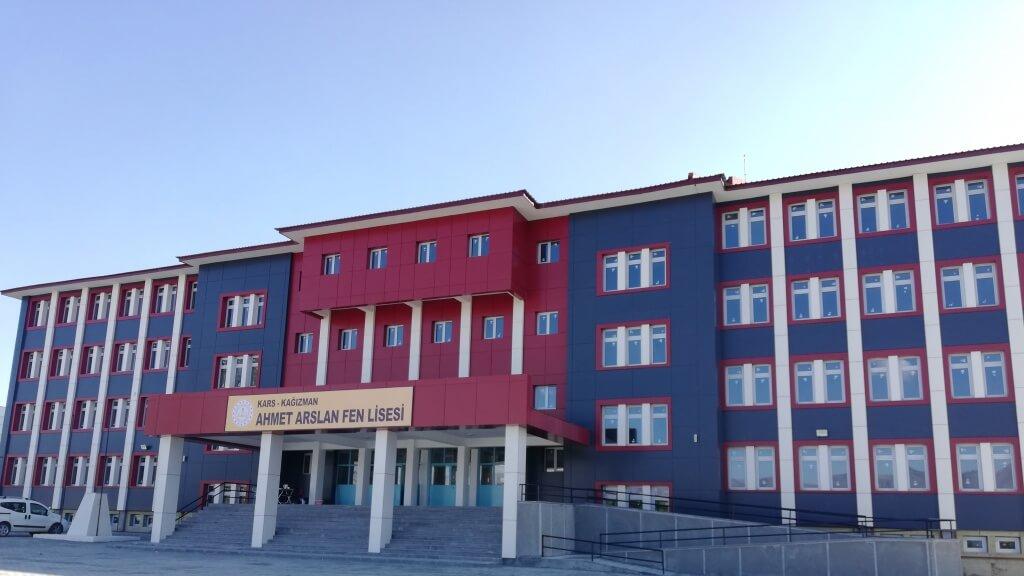 Kağızman Ahmet Arslan Fen Lisesi