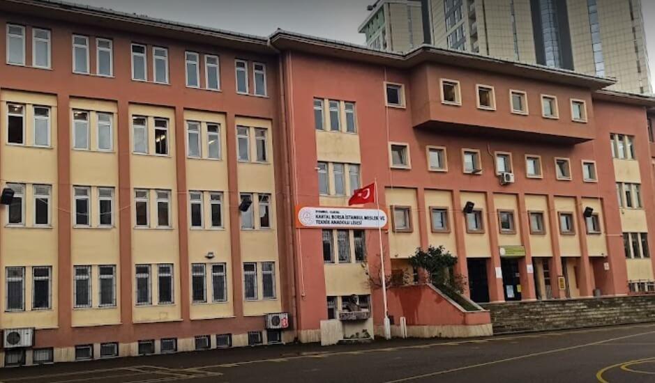 Kartal İMKB Mesleki ve Teknik Anadolu Lisesi resmi