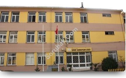 Sarkuysan Anadolu Lisesi resmi