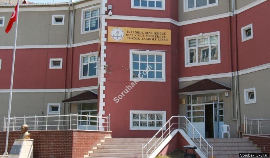 Beylikdüzü Mesleki ve Teknik Anadolu Lisesi