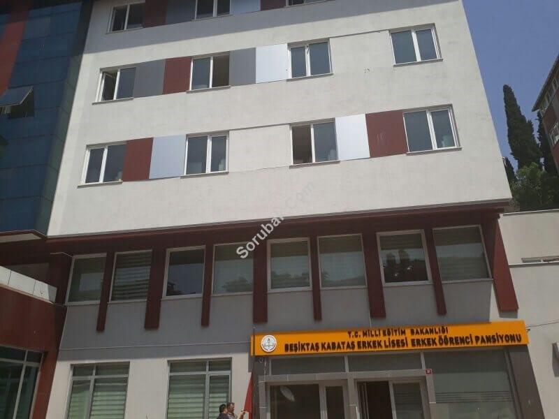 Beşiktaş Kabataş Erkek Lisesi