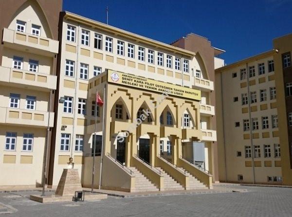 Şehit Kara Pilot Üsteğmen Tahsin Barutçu Mesleki ve Teknik Anadolu Lisesi