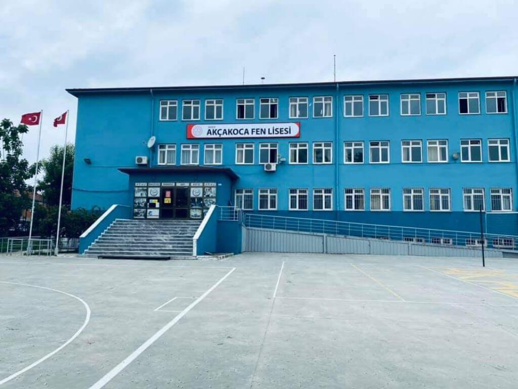 Akçakoca Fen Lisesi