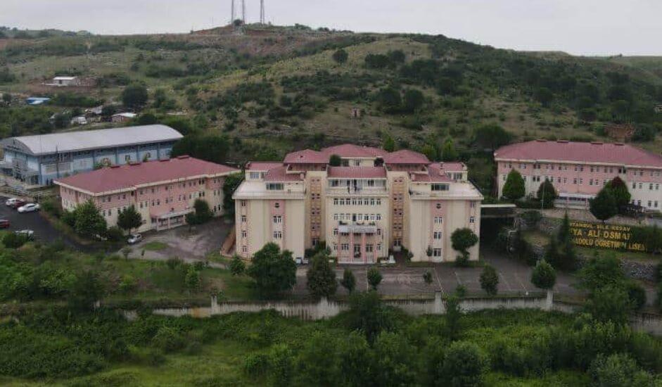 Şile Oya-Ali Osman Keçeci Sosyal Bilimler L