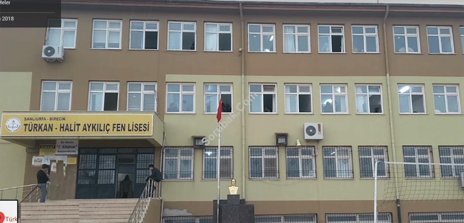 Türkan Halit Aykılıç Fen Lisesi