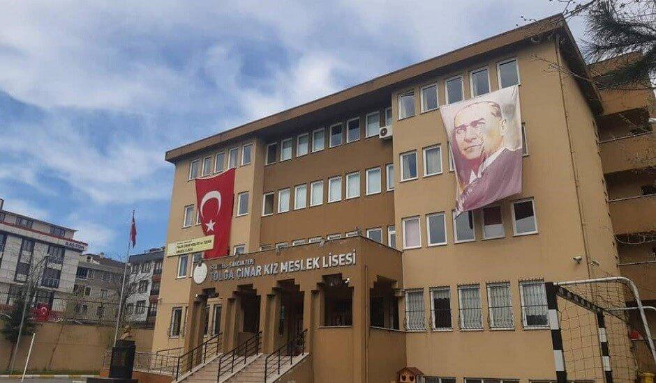 Tolga Çınar Mesleki ve Teknik Anadolu Lisesi