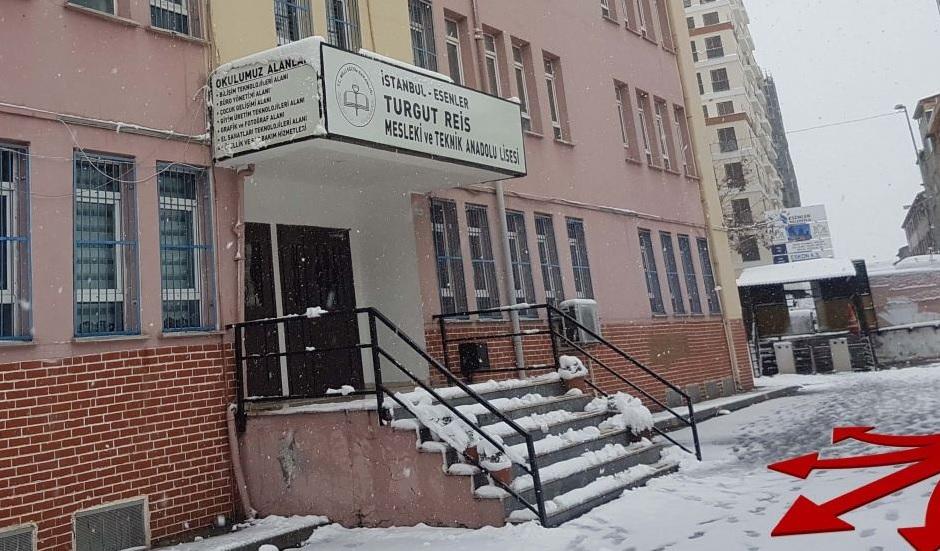 Turgut Reis Mesleki ve Teknik Anadolu Lisesi
