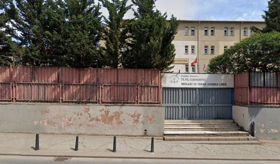 Ümraniye 75. Yıl Cumhuriyet Mesleki ve Teknik Anadolu Lisesi