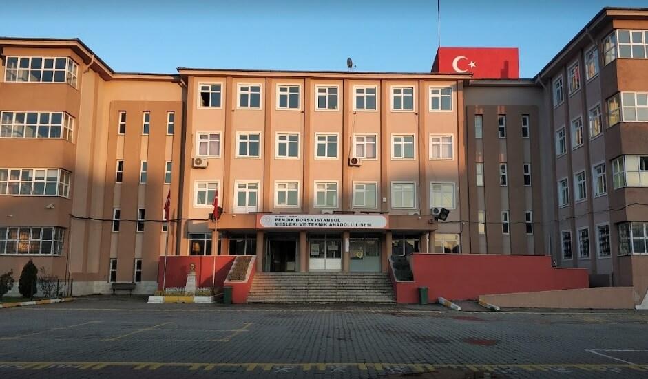 Pendik İMKB Mesleki ve Teknik Anadolu Lisesi