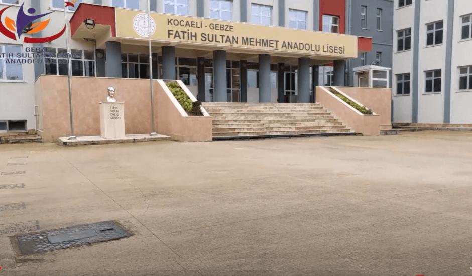Gebze Fatih Sultan Mehmet Anadolu Lisesi