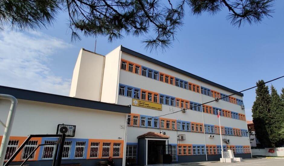 Buca Zübeyde Hanım Mesleki ve Teknik Anadolu Lisesi