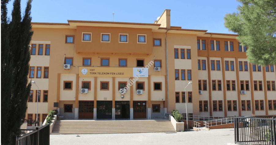 Siirt Türk Telekom Fen Lisesi