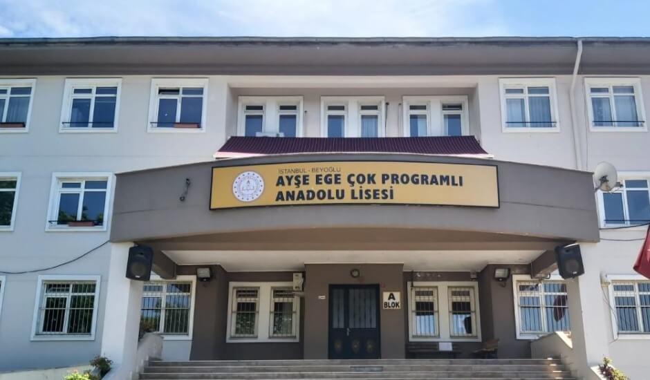 Ayşe Ege Mesleki ve Teknik Anadolu Lisesi