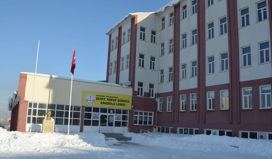 Palandöken Şehit Yakup Sürücü Anadolu Lisesi