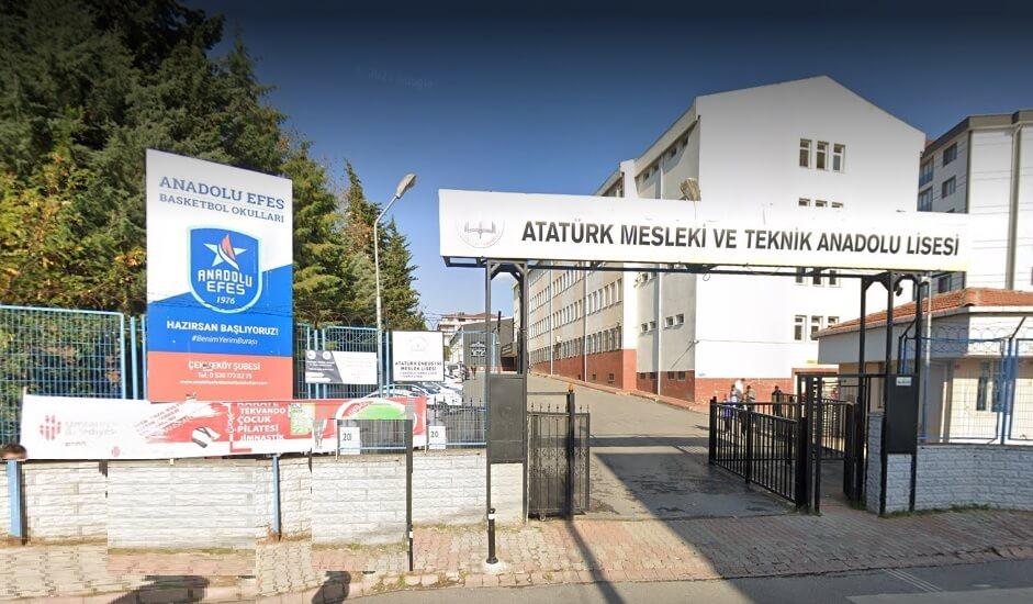 Ümraniye Atatürk Mesleki ve Teknik Anadolu Lisesi