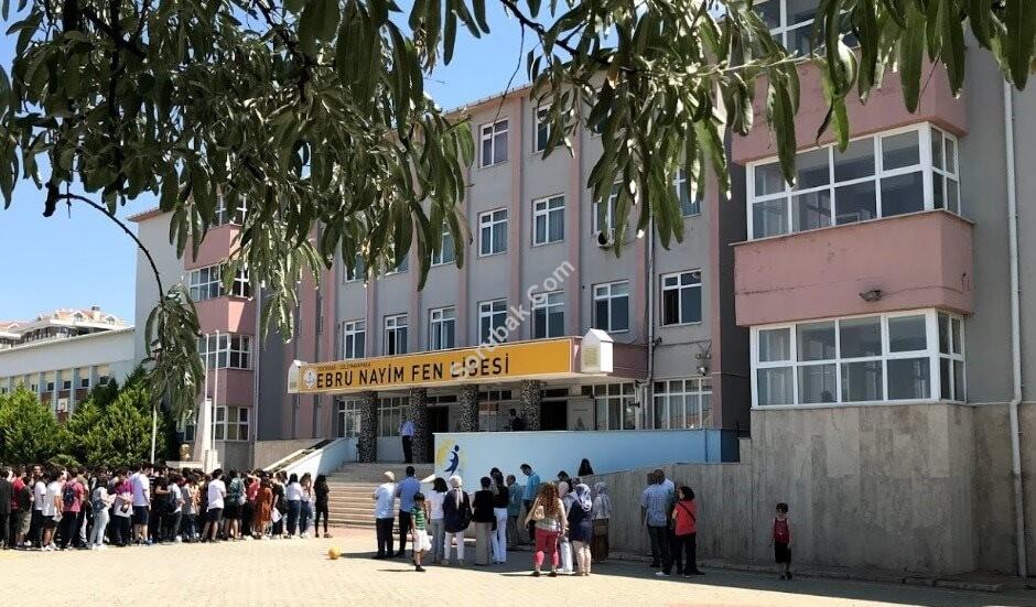 Ebru Nayim Fen Lisesi