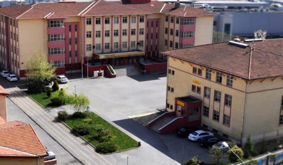 Taşdelen İMKB Mesleki ve Teknik Anadolu Lisesi