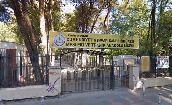 Konak Cumhuriyet N.S. İşgören Mesleki ve Teknik Anadolu Lisesi