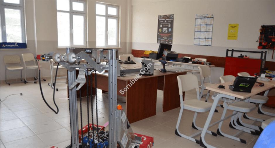 Gönüllü Hizmet Vakfı Mustafa Saffet Fen Lisesi