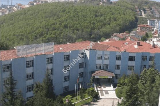 Sakarya 15 Temmuz Şehitler Fen Lisesi