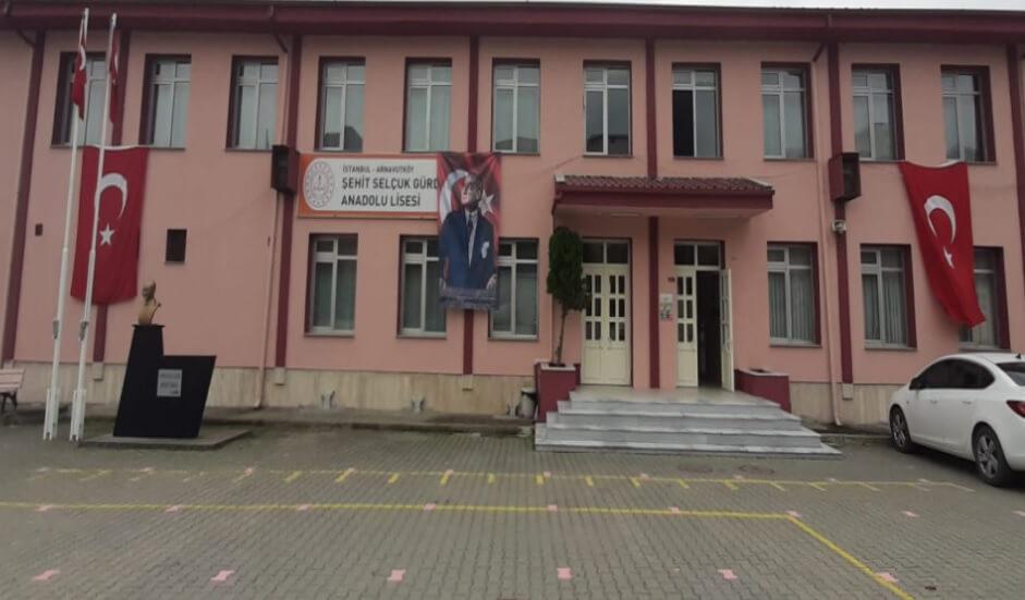 Şehit Selçuk Gürdal Anadolu Lisesi