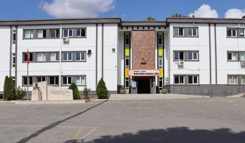 Burak Bora Anadolu Lisesi resmi