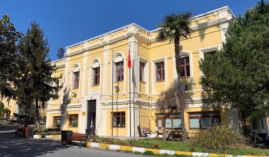 İstanbul Teknik Üniversitesi Mesleki ve Teknik Anadolu Lisesi