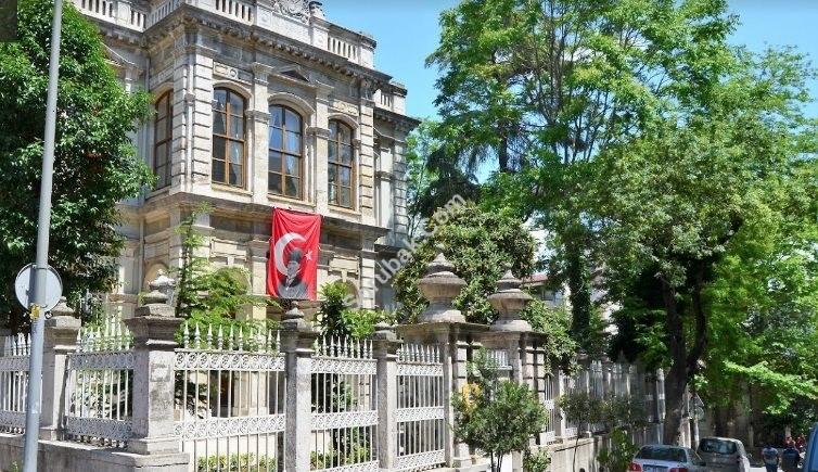 Cağaloğlu Geleneksel Türk Sanatları Mesleki ve Teknik Anadolu Lisesi