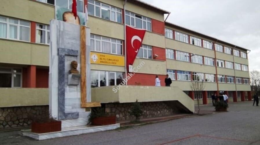 Artvin 15 Temmuz Şehitler Anadolu Lisesi