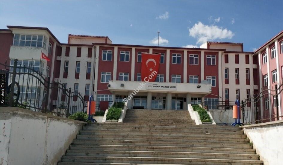 Bozkır Anadolu Lisesi