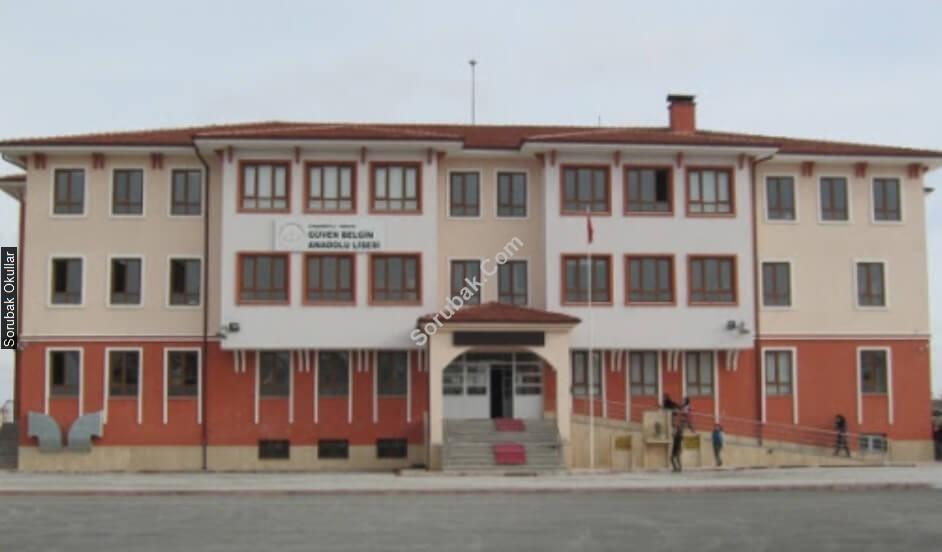 Cihanbeyli Güven Belgin Anadolu Lisesi