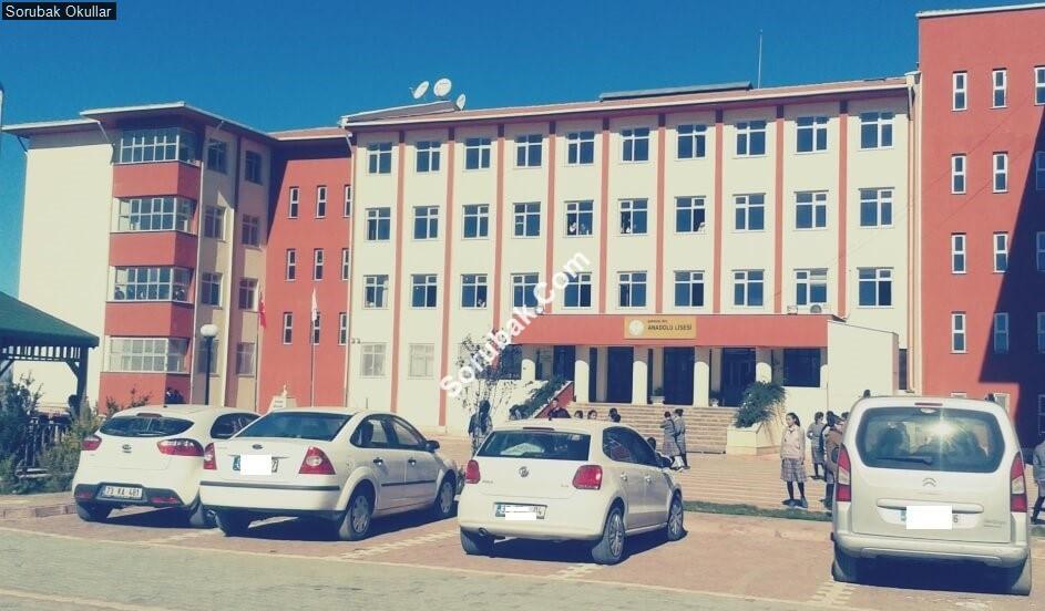 İdil Anadolu Lisesi