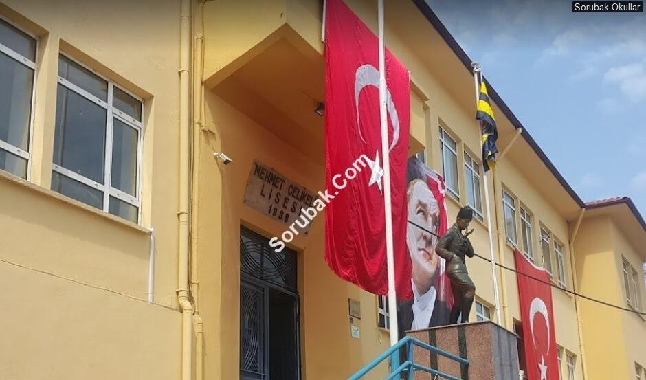 Mehmet Çelikel Lisesi